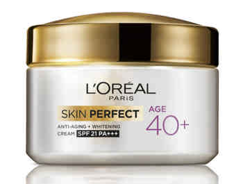 L'Oreal Paris Perfect Skin 40+ kreme protiv bora 40+