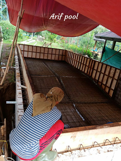 jasa pembuatan renovasi kolam
