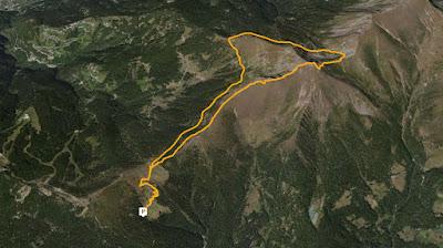 GPS Monte Fravort