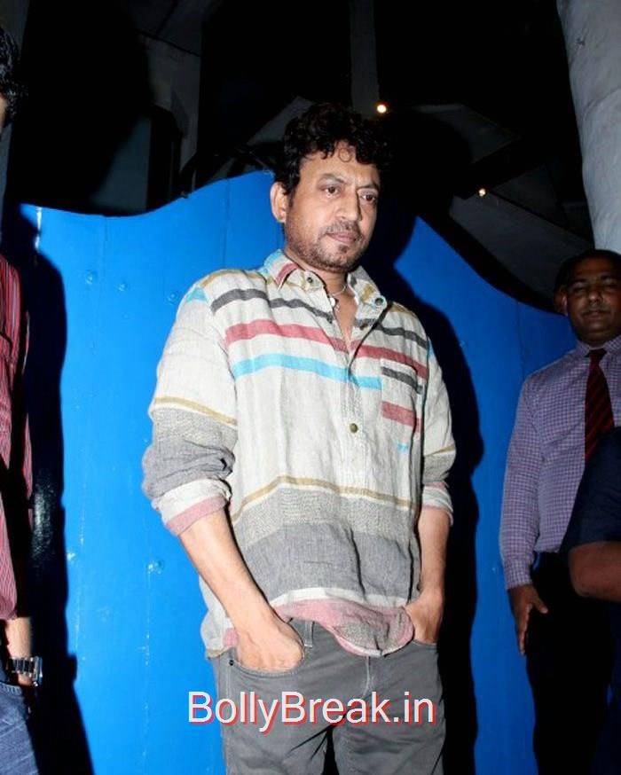 Irrfan Khan, Celebs At Deepika Padukone's Piku Grand Success Bash Photo Gallery