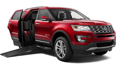 Ford Explorer Safety Features