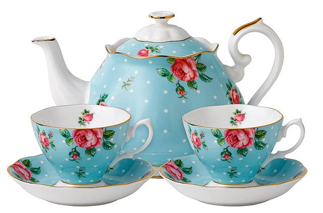 Friday Magazine Of Gulf News Featured Some Beautiful Teapots And Cups Which Will At Least Inspire You Visually
