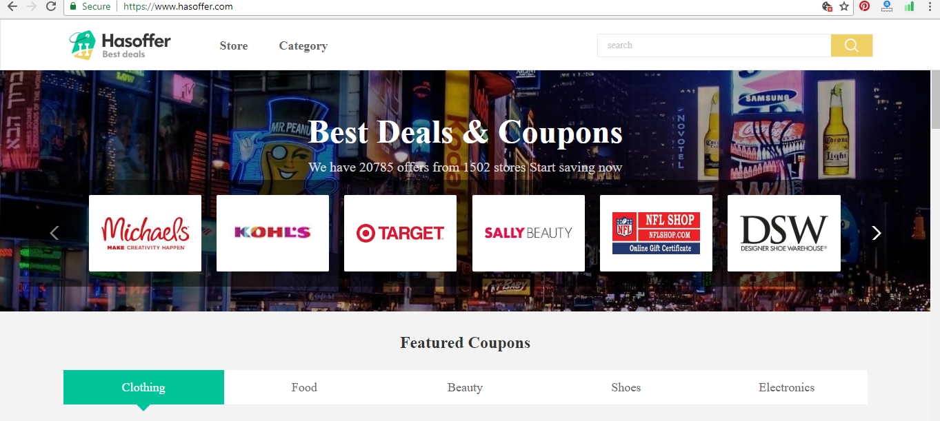 Grab Best Deals With Hasoffer