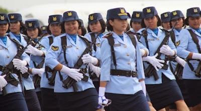 Hari Wanita TNI Angkatan Udara Indonesia