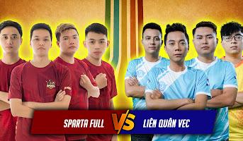 Sparta Full vs LQ VEC | 4vs4 Random | 25/05/2021