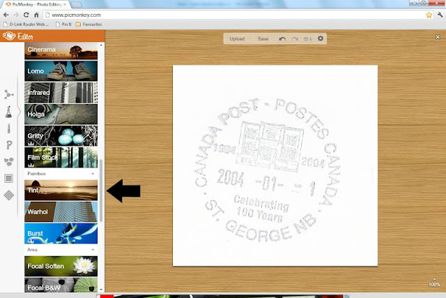 How To Edit Image for Freezer Paper Transfer