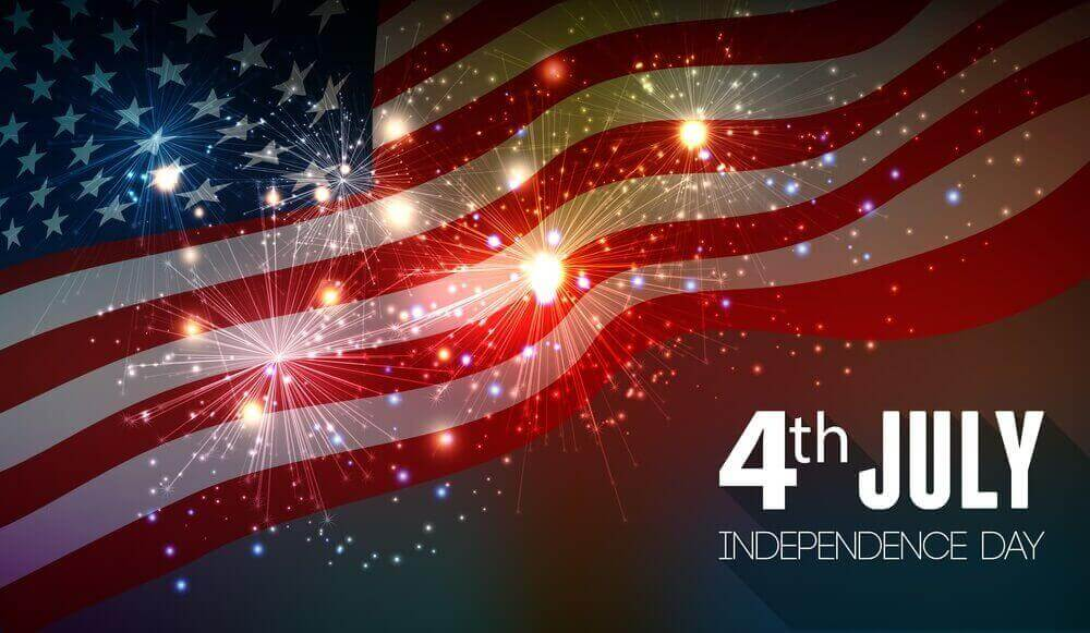4th of july banner download