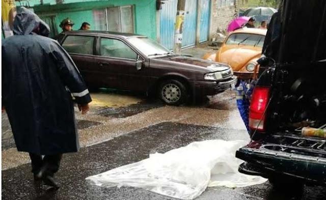 Sombrillas, paraguas, impermeables