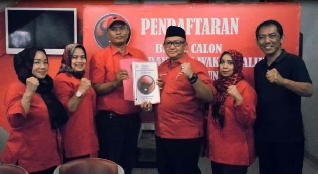 Gatot Tjahyono Siap Geser Ridwan Kamil