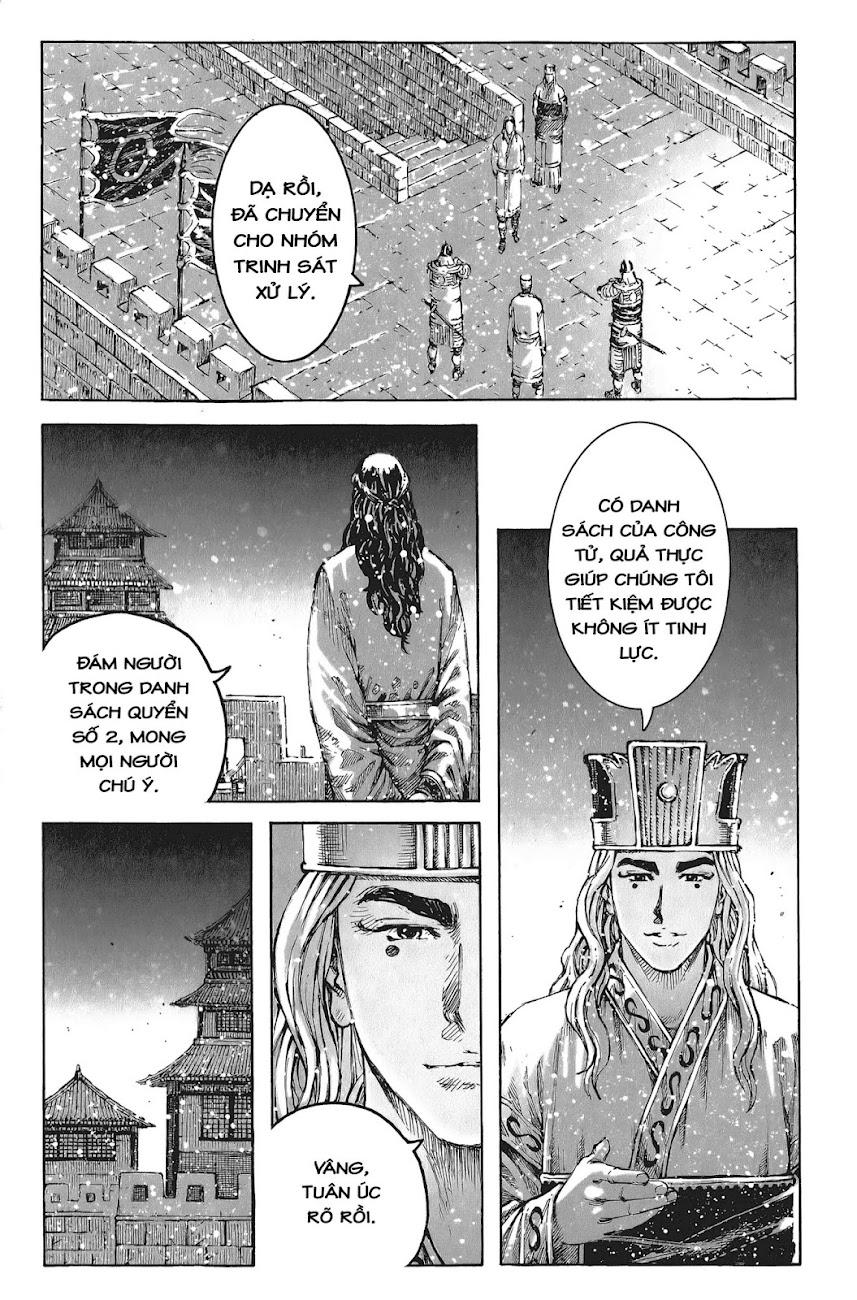 Hỏa phụng liêu nguyên Chương 428: Quyết sách chi vương  [Remake] trang 5