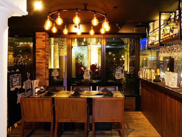 pinkypiggu renga ya japanese bbq steak restaurant. Black Bedroom Furniture Sets. Home Design Ideas