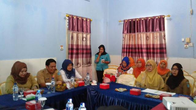 Tim Dinkes Provinsi Sumsel Survei Puskesmas Tanjung Raja