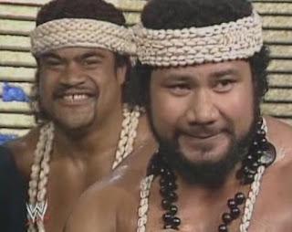 WWF / WWE WRESTLEMANIA 4: The Islanders hype their upcoming match against The British Bulldogs and Koko B. Ware