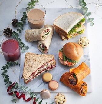 sandwiches Mark & Spencer comer en londres comer barato en londres