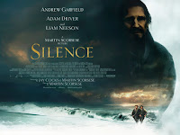 Movie poster of movie Silence (2016)