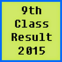 9th Class Result 2016 of all Pakistan bise boards