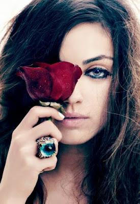 الممثلة الامريكيه Mila Kunis