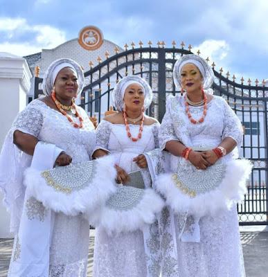 Ooni of Ife's sisters
