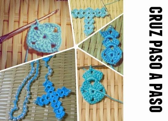 cruz, crochet, tutorial
