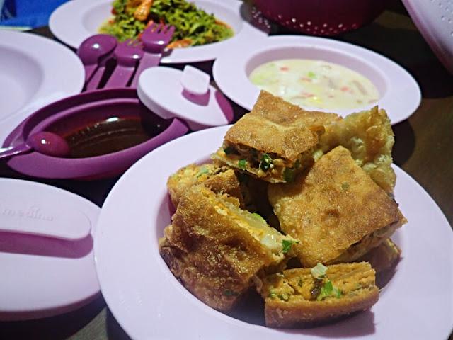 peralatan makan medina, menu favorit berbuka puasa
