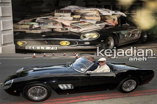 67 Koleksi Modifikasi Mobil Rongsokan Gratis