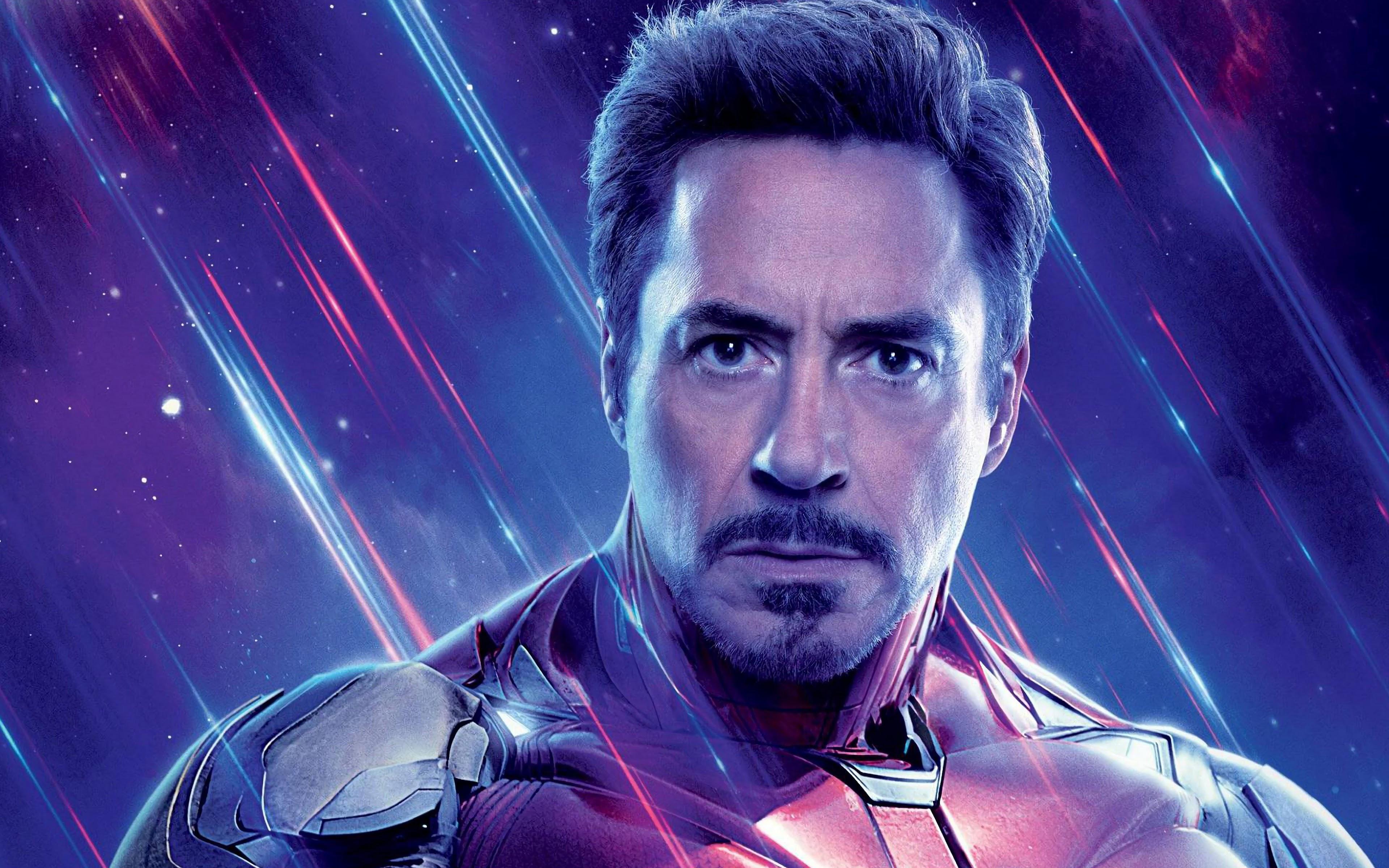 Avengers Endgame Iron Man Tony Stark 4k Wallpaper 82