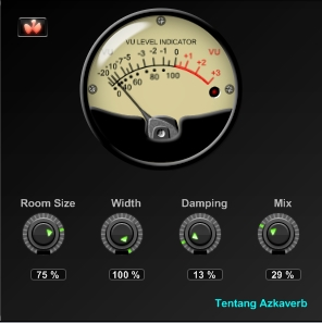 Azkaverb VST Plugin Reverb Freeware