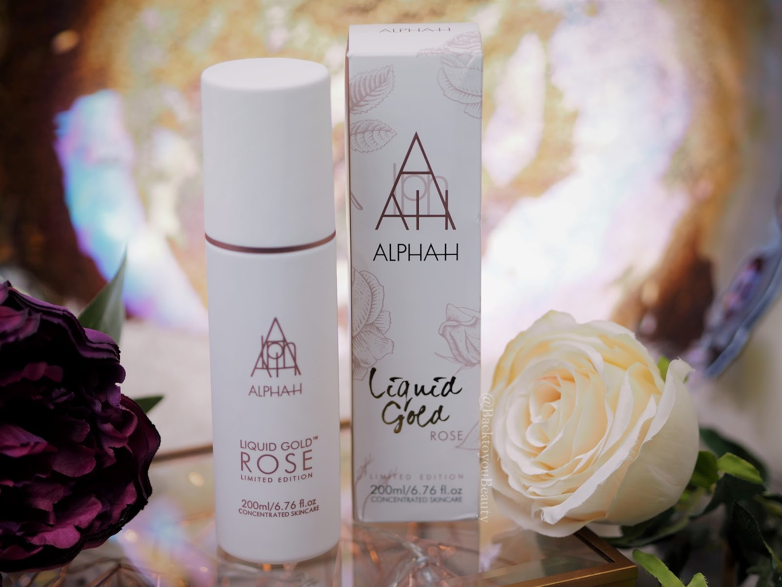 Alpha-H Liquid Gold Rose Supersize