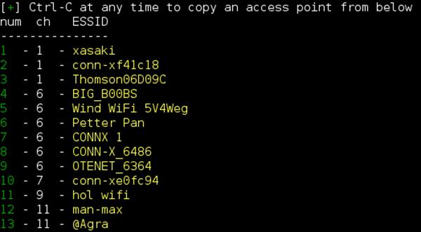 [حماية] كيفية اختراق شبكات الويفي (WPA/WPA2) باستعمال أداة Wifiphisher