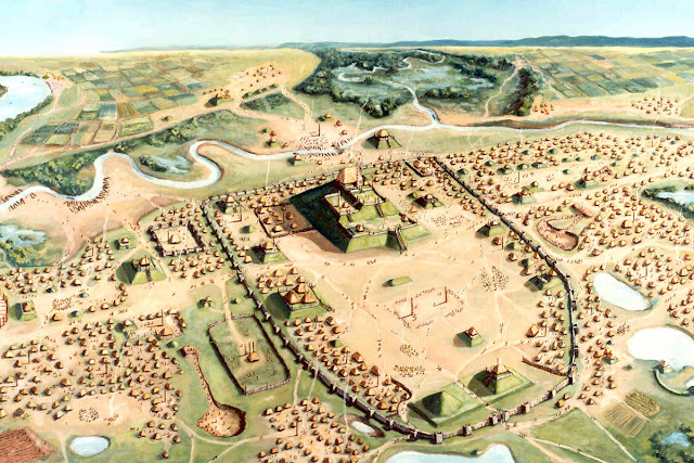 Fresh look at burials, mass graves, tells a new story of Cahokia