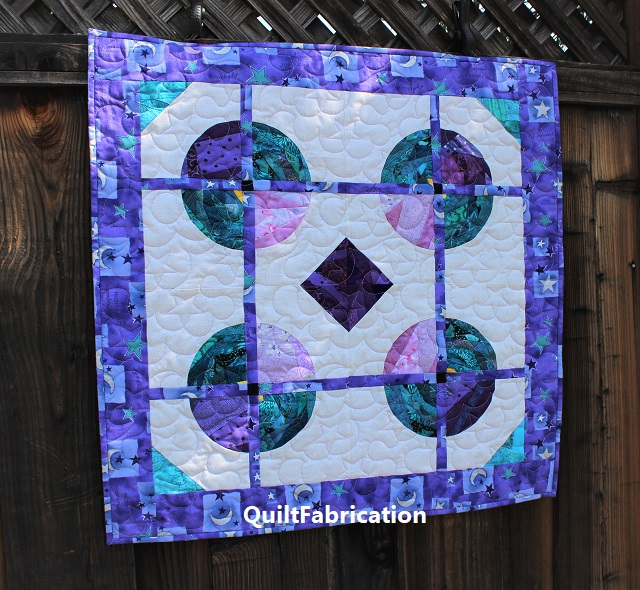 Saxon quilt by QuiltFabrication