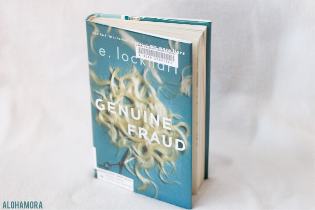 Genuine Fraud by E. Lockhart is her latest YA/Young Adult/Teen read reminds me of We Were Liars, another Lockhart book as a mystery and a thriller.  Check full review on the blog for content, If it is a clean read. Alohamora Open a Book Alohamoraopenabook http://alohamoraopenabook.blogspot.com/