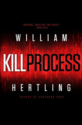 Kill Process by William Hertling - book cover