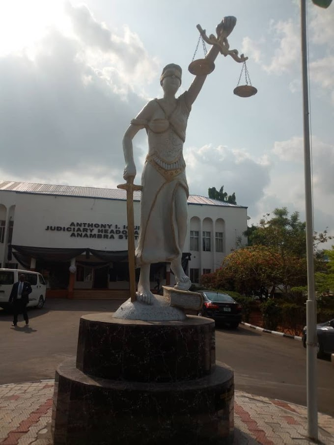 WE HAVE MADE THE MOST SCIENTIFIC HIGH COURT RULES IN NIGERIA --- CJ ANAMBRA STATE  BY: Ifeanyi Okonkwo