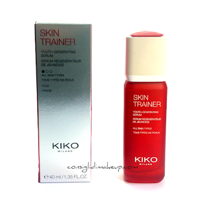 Review: Siero Skin Trainer - Kiko Cosmetics