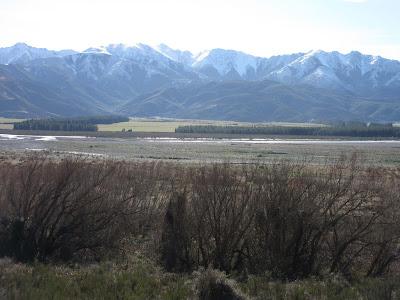 Alrededores de Hanmer Spring, en Nueva Zelanda