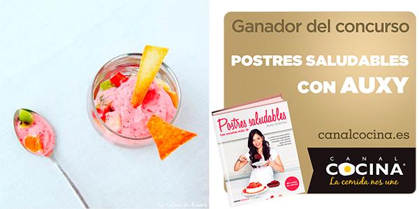 La cocina de rebeca premios for Canal cocina concursos