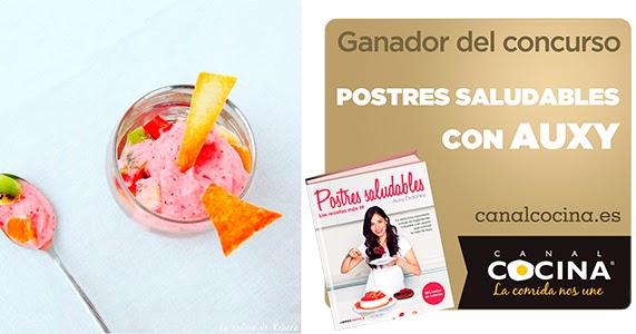 La cocina de rebeca premios for Canal cocina tapas