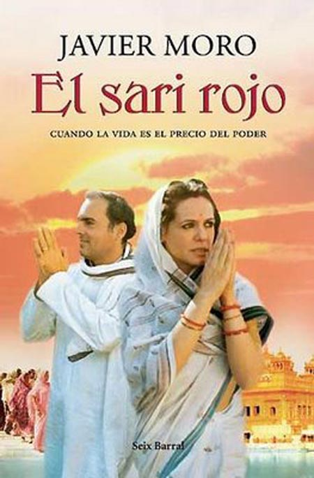 El sari rojo, Javier Moro
