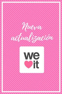 Nueva Opción para poner artículos en We Heart It, trafico a tu blog