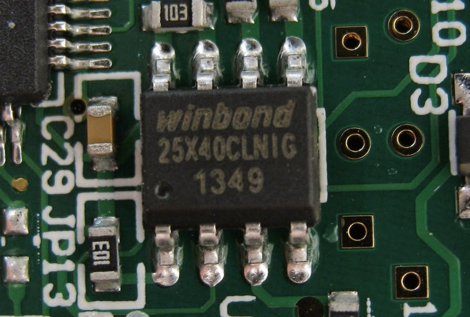 Kib Monitor Panel Circuit Board