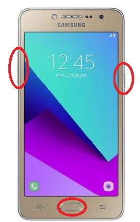 Lupa Kata Sandi Dan Pola Hp Samsung J2 Prime Begini Cara