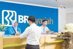 Lowongan Kerja Pasaman Barat: PT. Bank BRI Syariah November 2018