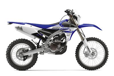 New Yamaha Wr250 Specs