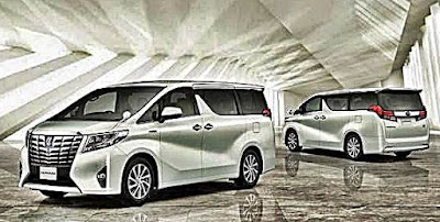 2017 Toyota Alphard Redesign, Specs And Release Date