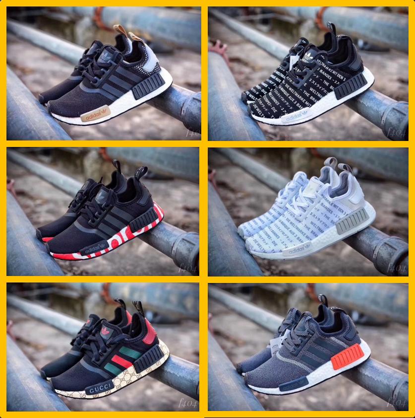 f0f416169 Catcibo Branded Shoes  Kasut Adidas NMD R1