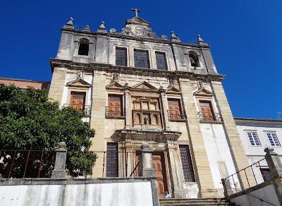 Igreja de Santa Justa in Coimbra by Igor L.