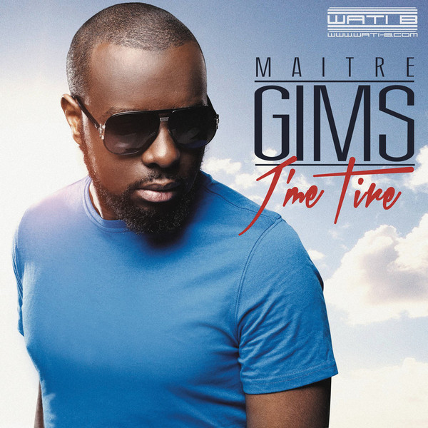 Maître Gims - J'me tire - Single Cover