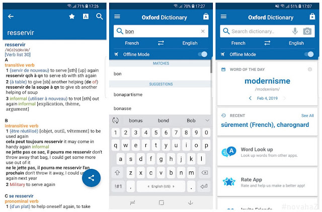 oxford-hachette french dictionary full apk