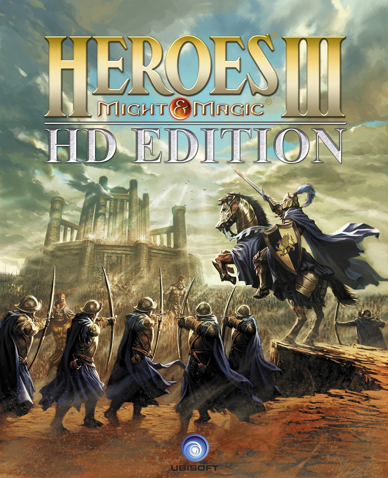 Heroes Of Might And Magic 3 HD Edition ESPAÑOL PC Full